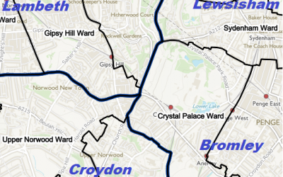 Crystal Palace – Find Your Elected Representative
