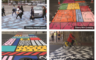 Safer Crossings – Proud and Colourful!